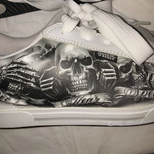 Osiris sneakers brand new see hear speak no evil